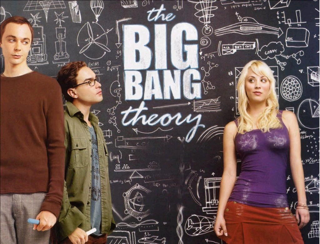 meilleure serie TV drôle the big bang theory