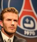 David Beckham et le PSG