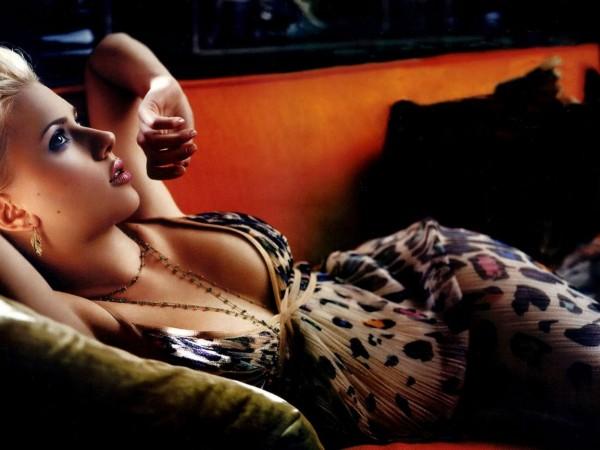 Photo sexy Scarlett Johansson