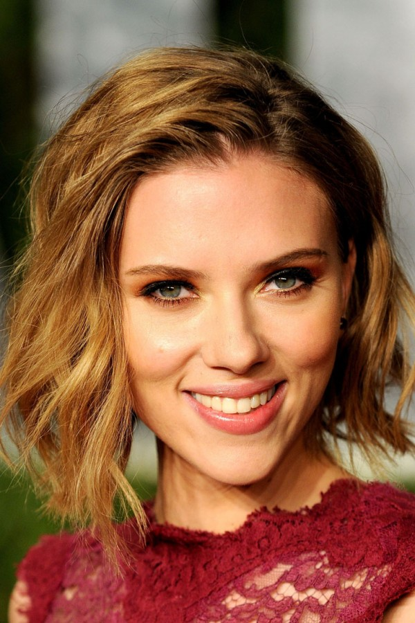 Portrait de Scarlett Johansson