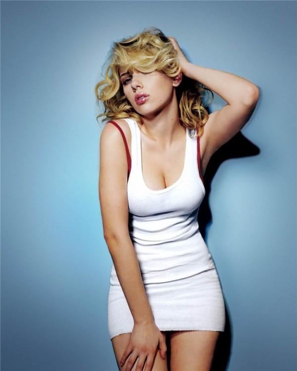 Fond d'écran Scarlett Johansson