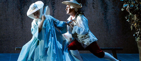 Opéra les Noces de Figaro
