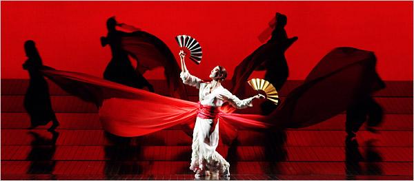 Opéra célèbre : Madame Butterfly