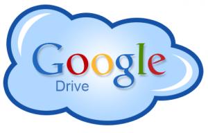 stockage en ligne google