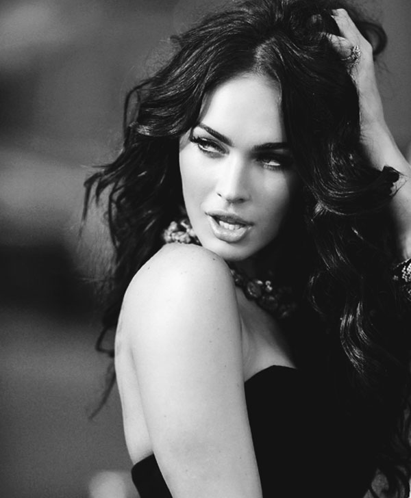 Portrait de Megan Fox