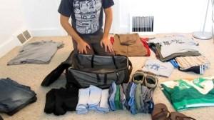 peur en avion preparer sa valise