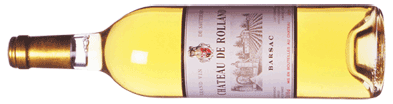 Château de Rolland : un Bordeaux liquoreux à prix doux