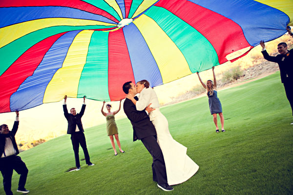 Demande en mariage originale en parachute : expérience inoubliable