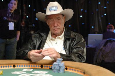 Doyle Brunson : le meilleur joueur de poker