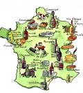 Meilleures destinations gastronomiques en France