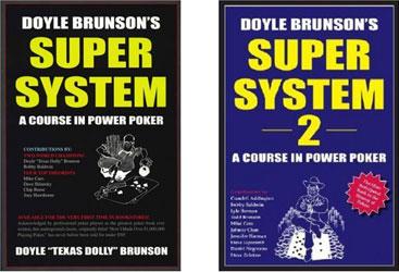 Livres de Doyle Brunson