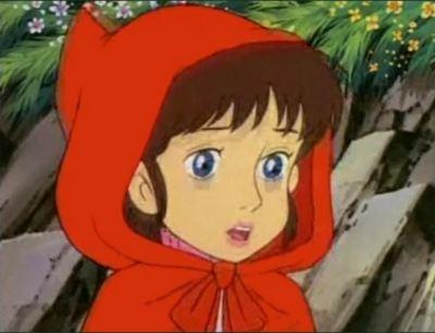 conte pour enfants le petit chaperon rouge