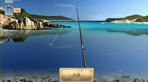 Let's fish : jeux flash en ligne