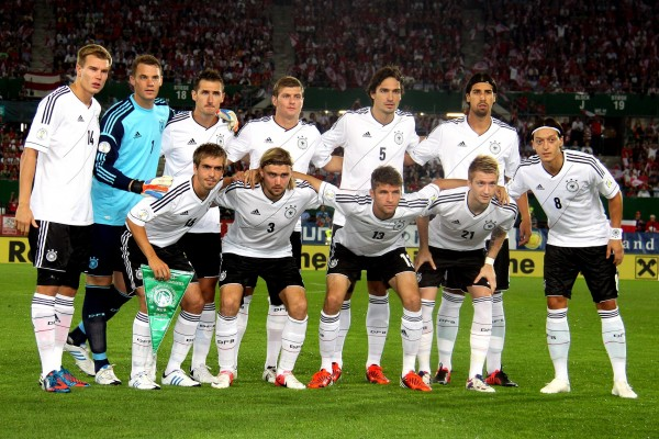 Football Equipe Allemagne