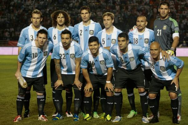 Football Equipe Argentine