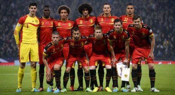Football Equipe Belgique