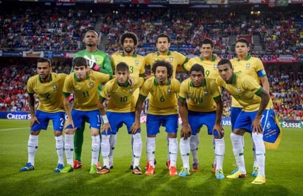 Football Equipe Brésil