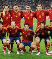Equipe Espagne football