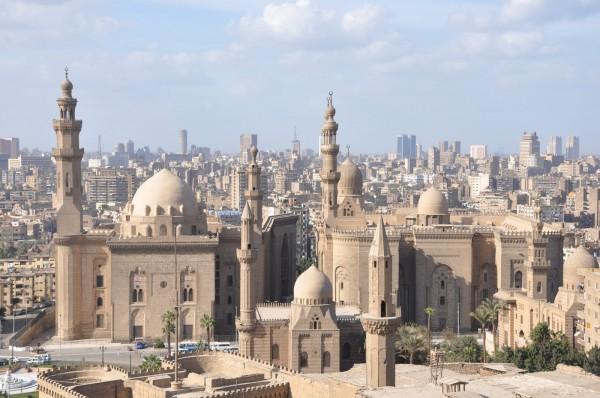 Le Caire, la belle ville d'Egypte